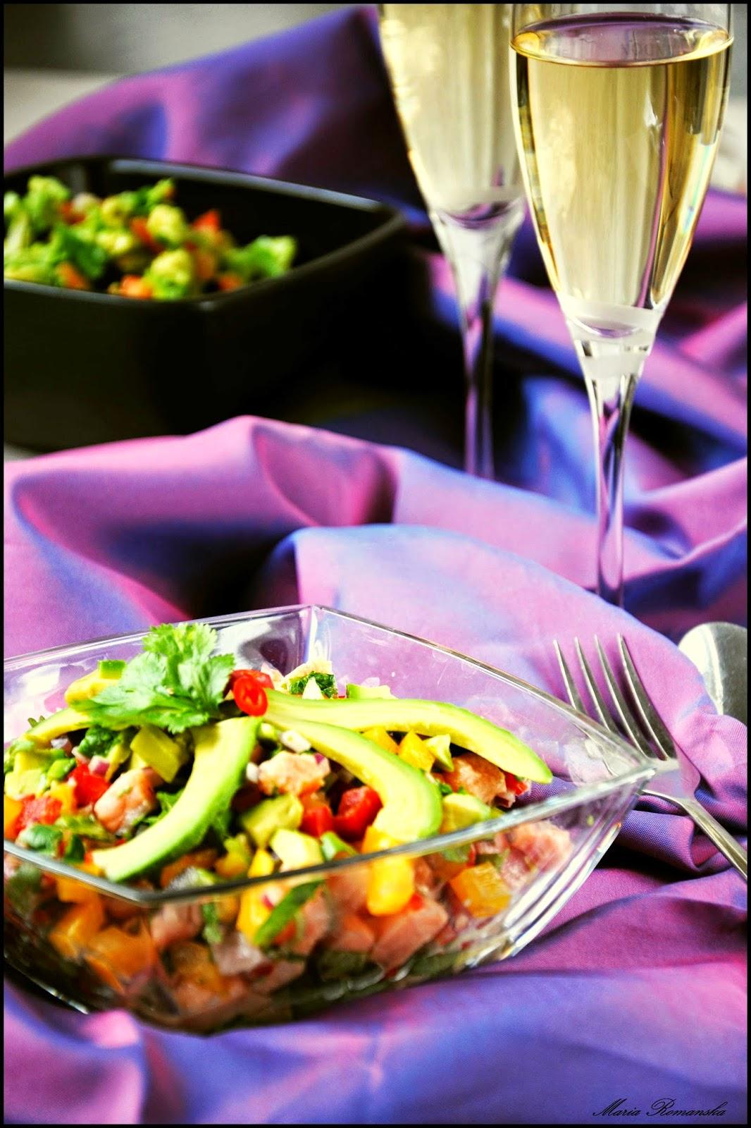 Ceviche – pyszny początek roku!