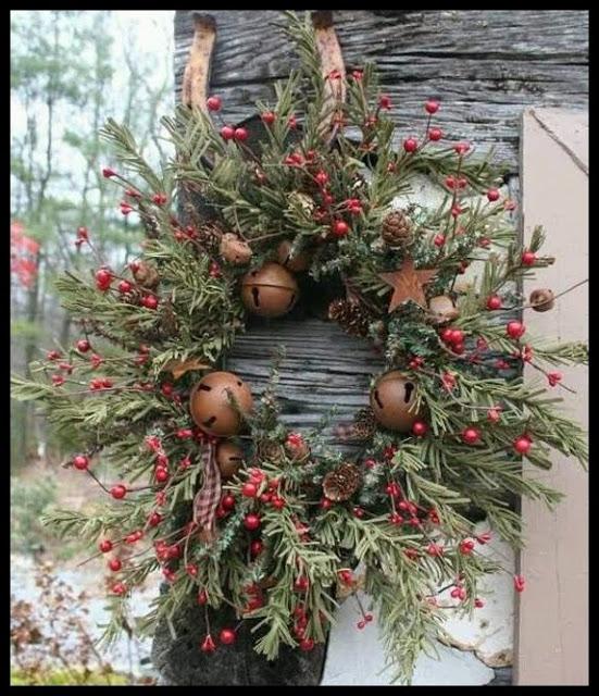 Bożonarodzeniowe wieńce