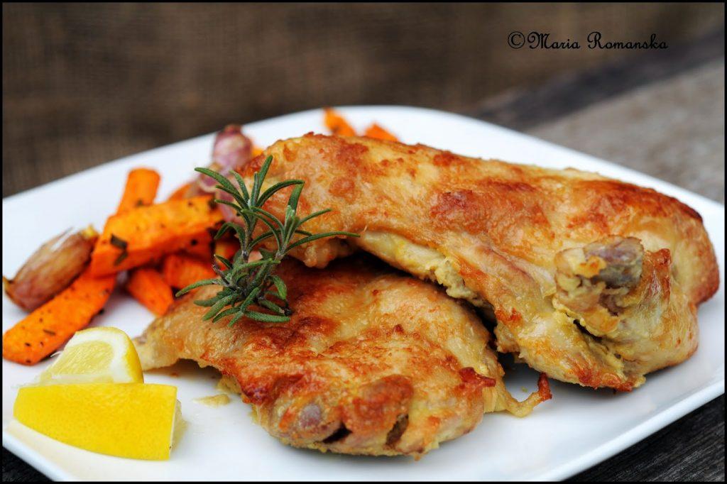 Kurczak w marynacie cytrynowej